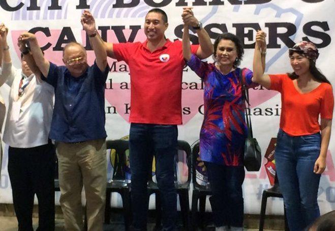 Election 2019  San Juan