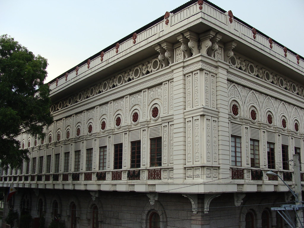 ECJ Building Intramuros