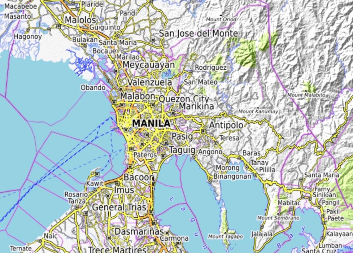 Greater Metro Manila