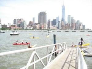 Kayaking NYC (2)