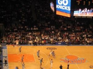 Knicks v. Grizzles 3