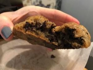 Chocolate Chip Cookie Inside - Culture Espresso