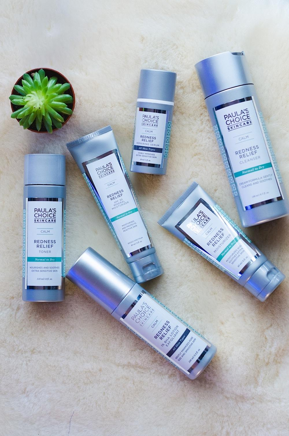 Paula's Choice Calm Redness Relief Skincare Review