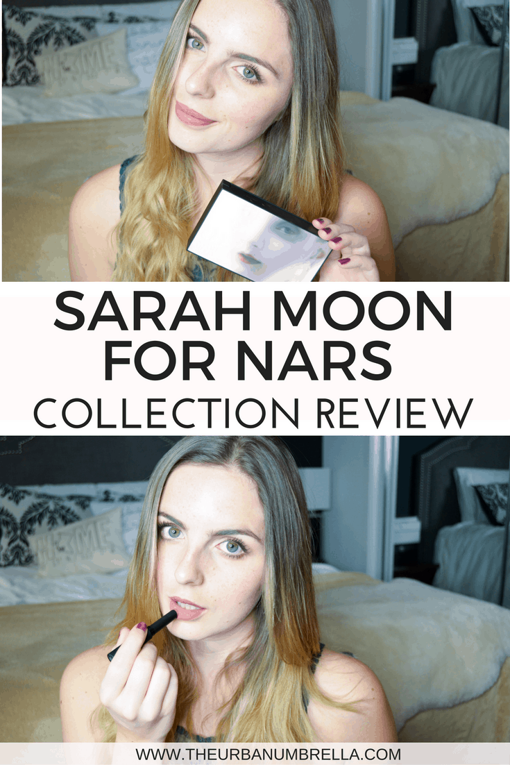 Sarah Moon for NARS Holiday 2016 Collection Review + Swatches