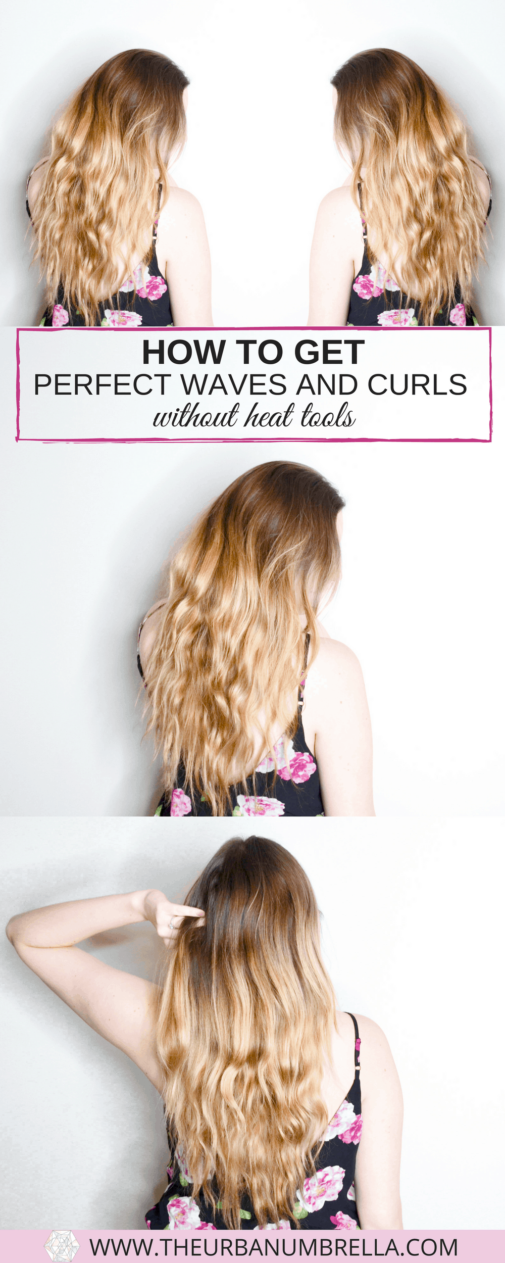 How to Get Perfect Waves Without Heat Tools