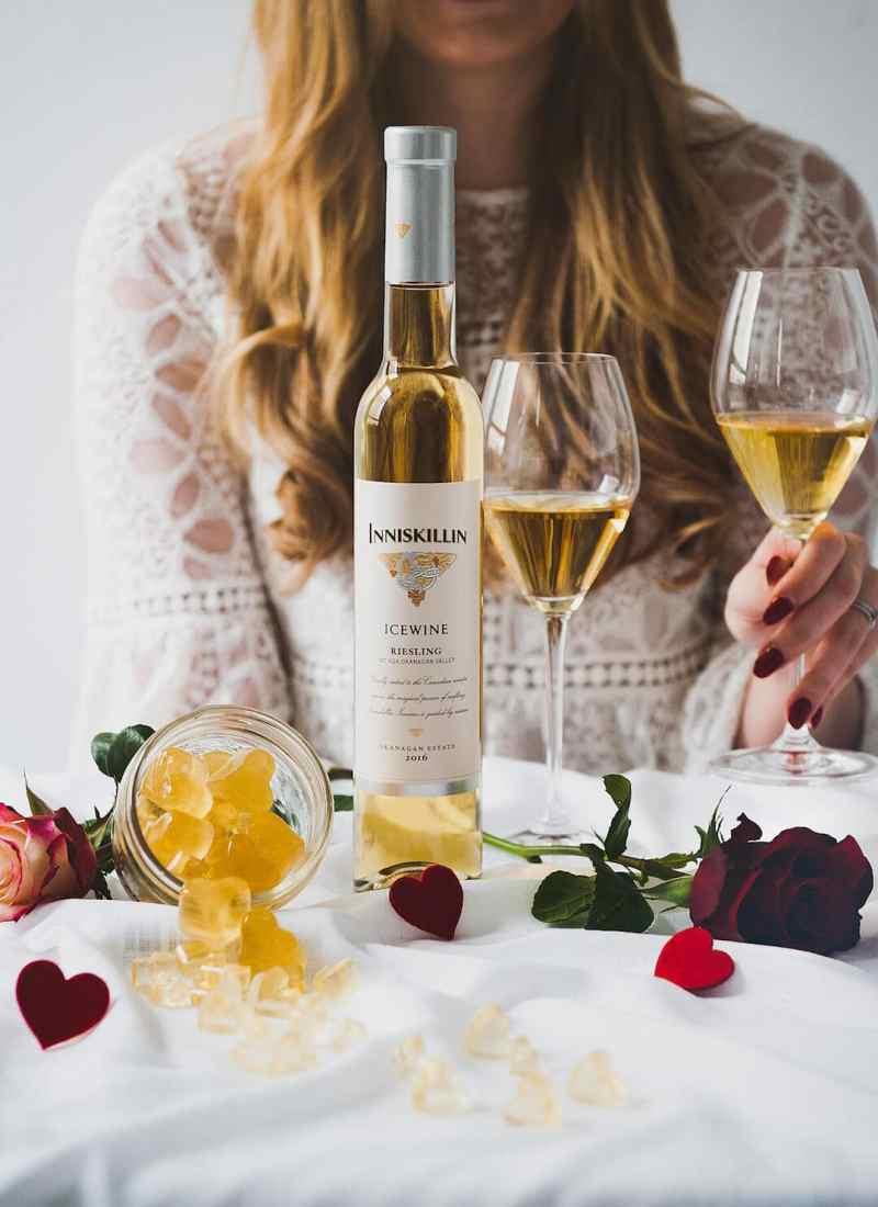 Ice Wine Gummy Bears Recipe | Valentines Day Recipe