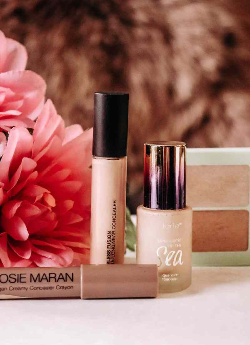 3 Concealers I LOVE   Bye Bye Undereyes and Blemishes!