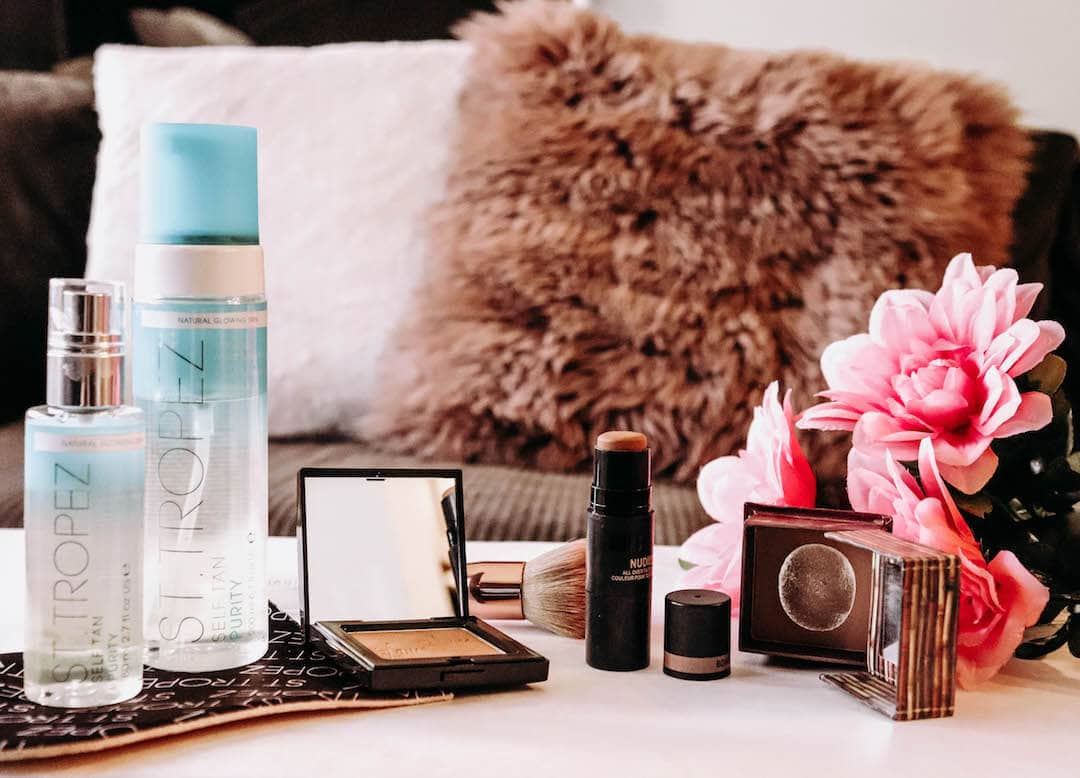 My Favourite Products to Achieve a Perfect Summer Bronze   Best Bronzers and Self Tanners