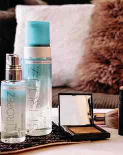 St Tropez Purity Bronzing Water Mouse and Mist Review