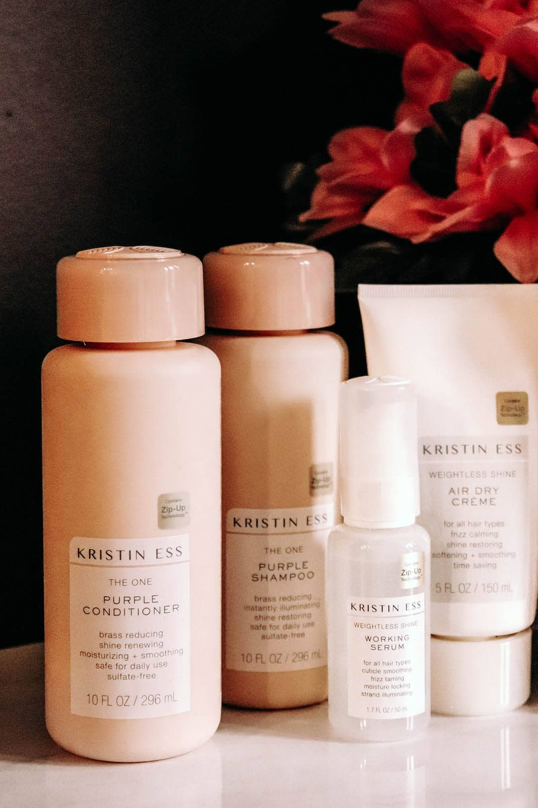 My New Hair and Kristin Ess Haircare Routine