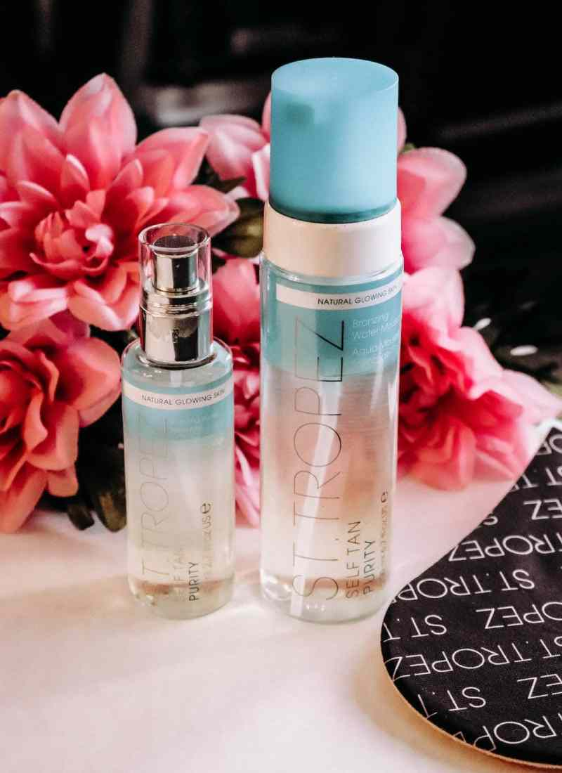 St Tropez Purity Bronzing Water Review