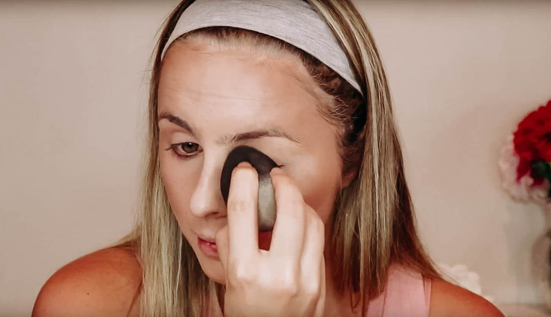 Easy Cream Contour and Highlight Routine