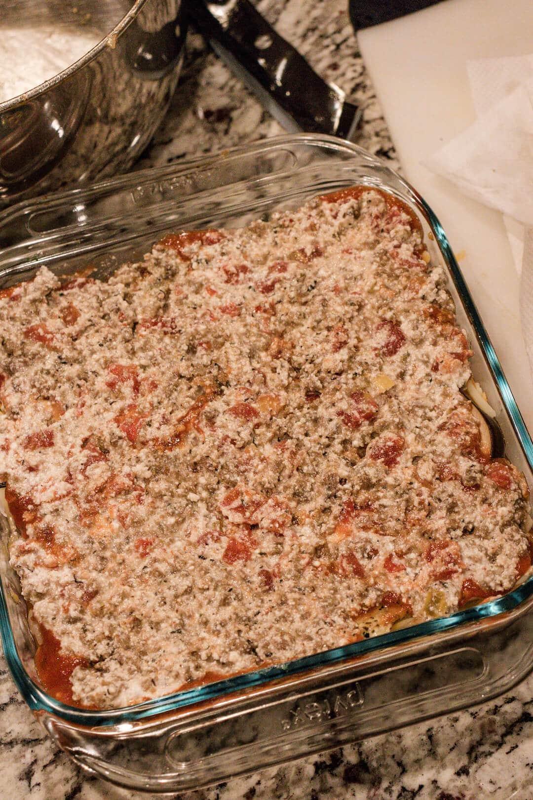 best-veggie-lasagna