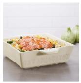 """Ayesha Curry Stoneware 8"""" Square Baking Dish"""