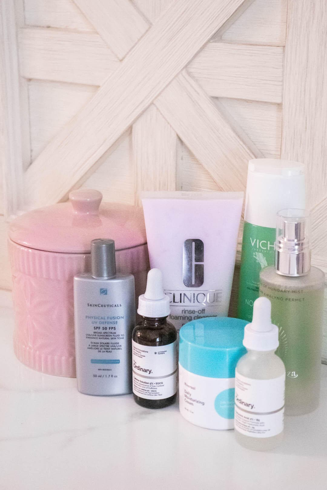 Summertime Skincare Routine