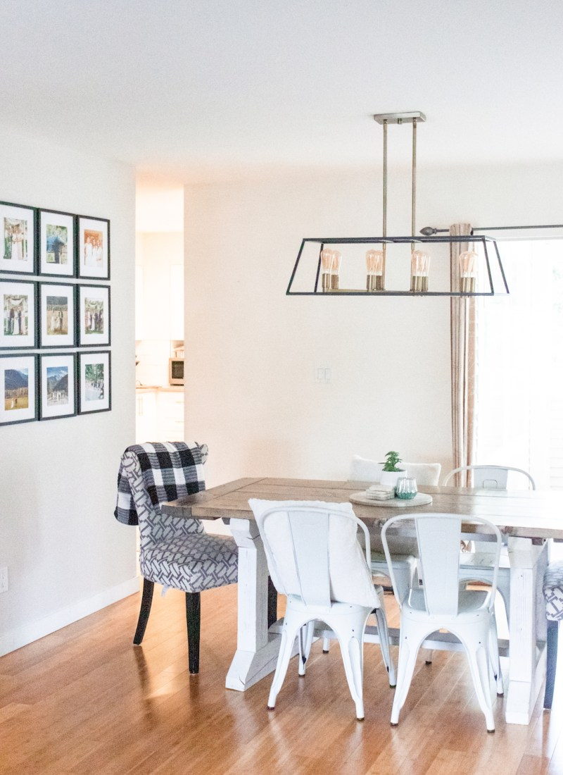 Home Tour Series: Our Dining Room