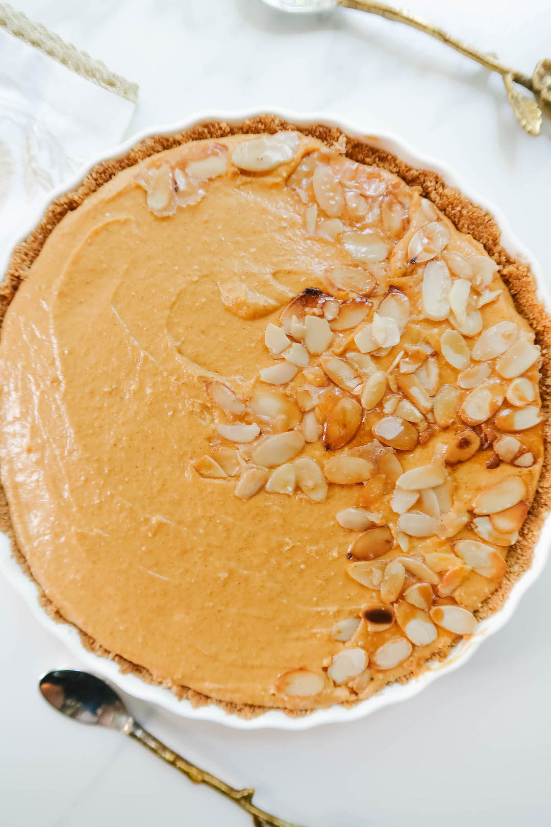 Easy Pumpkin Tart Recipe