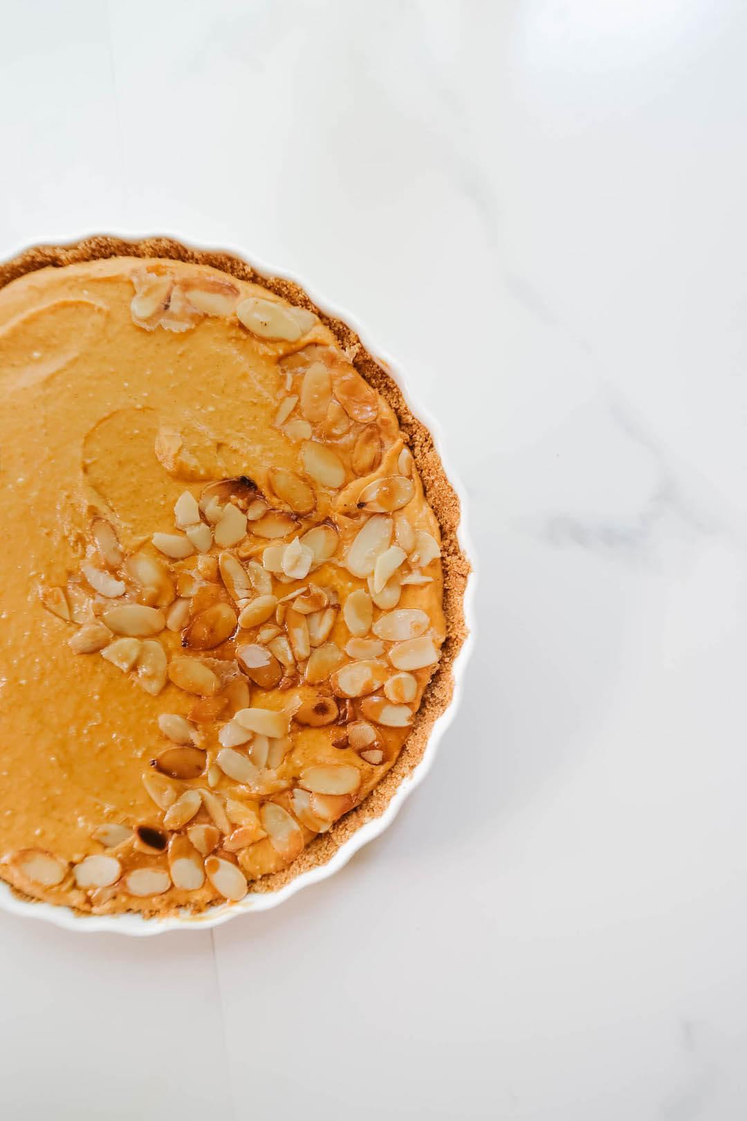 Pumpkin Spice Tart Recipe