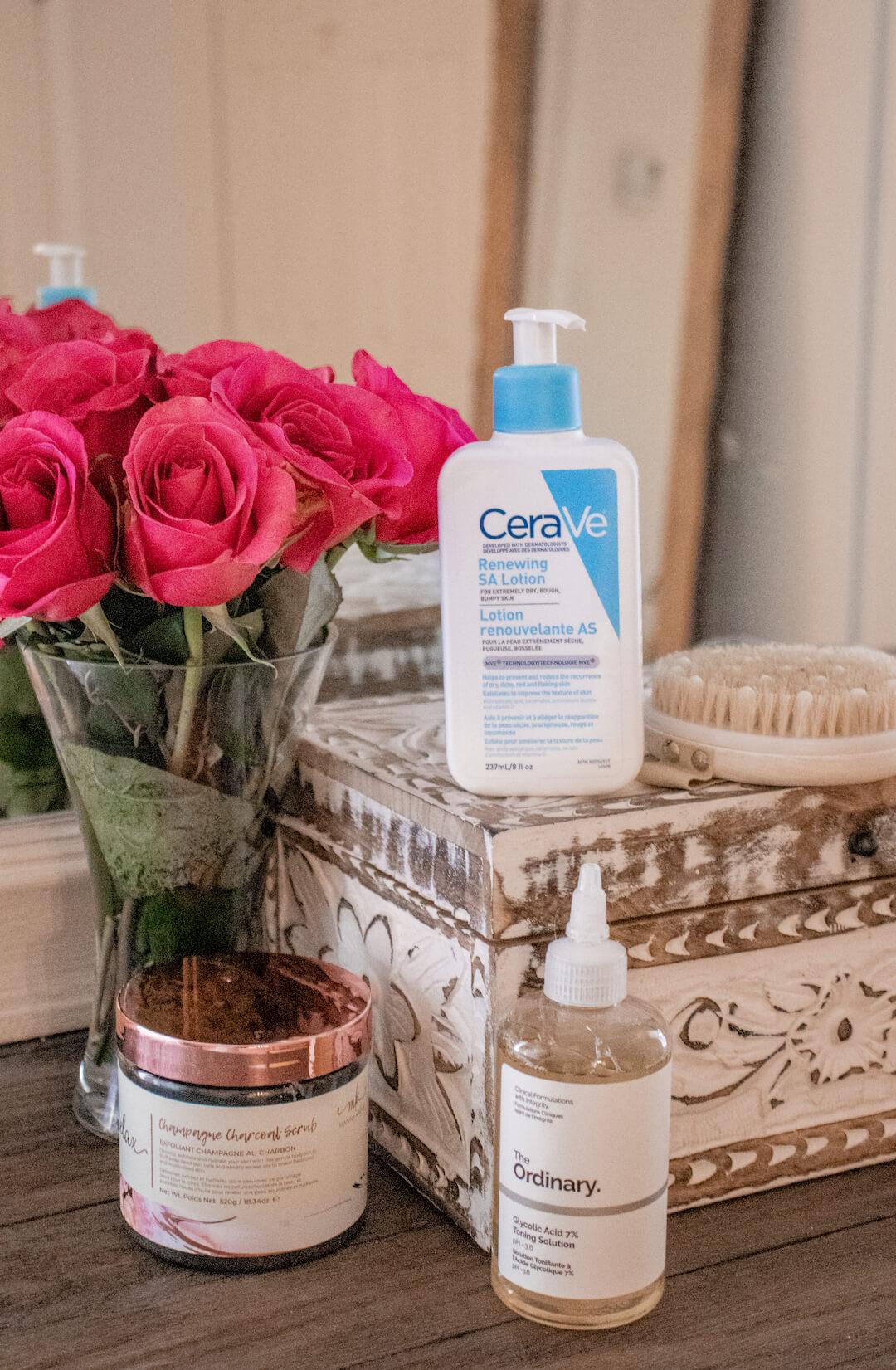 The 5 Products I Use to Treat Keratosis Pilaris