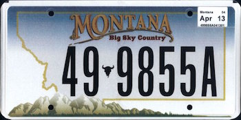 state license plate rankings