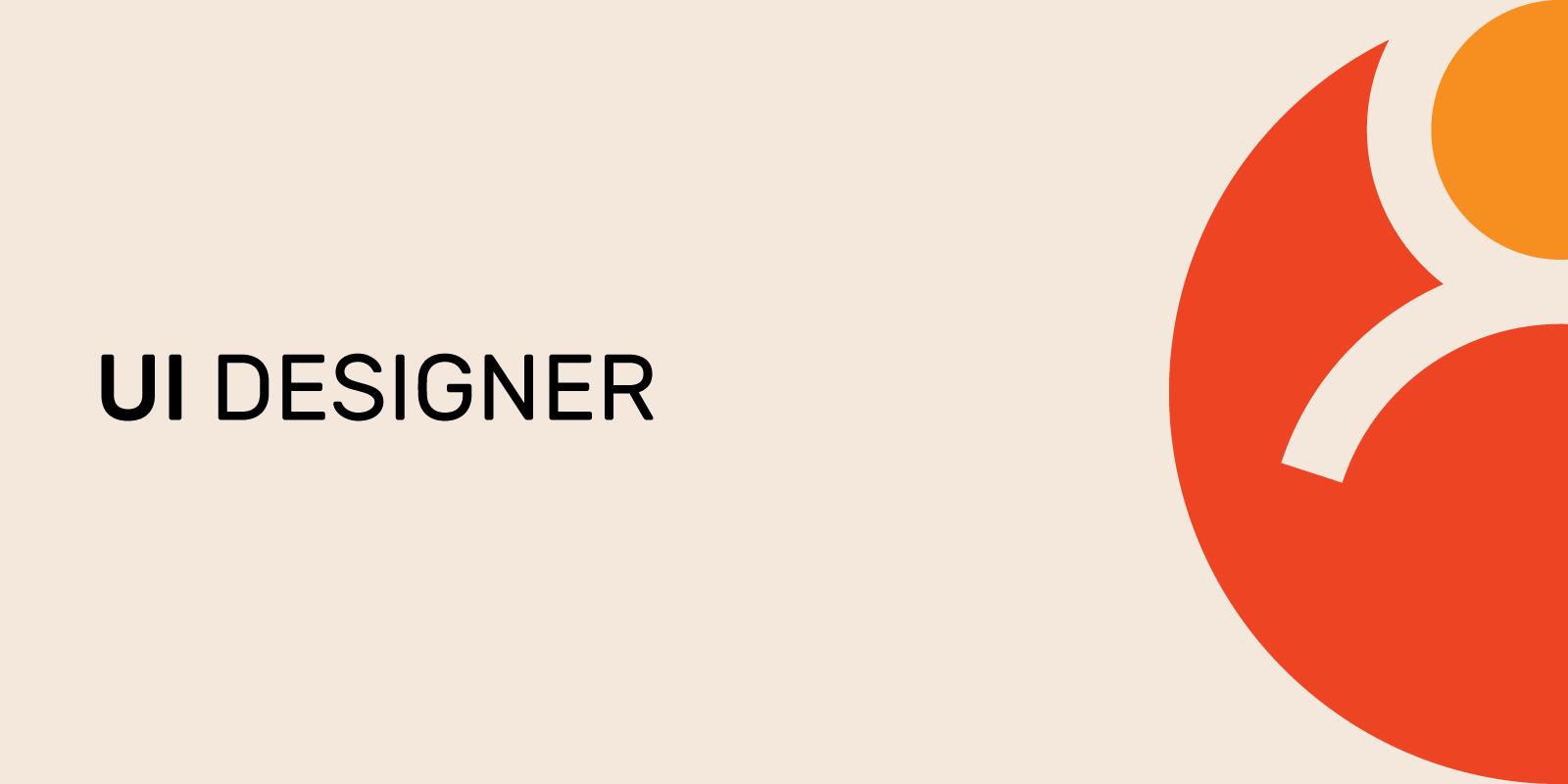 UI Design Job in Dhaka