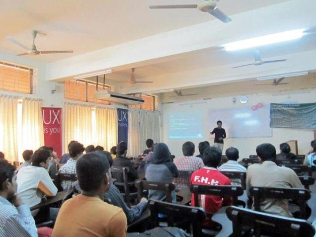 User Experience Essentials & Practical Application @ KUET