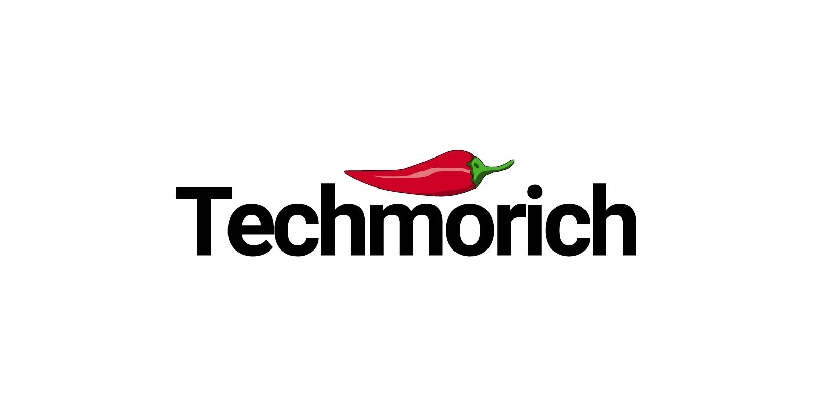 Techmorich Logo banner