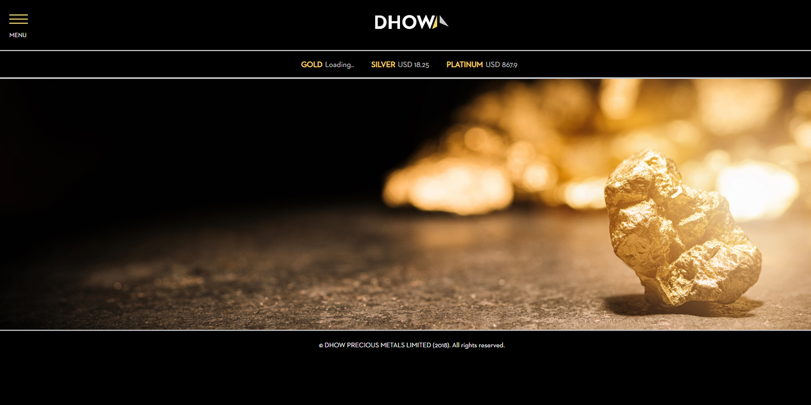 Dhow Precious Metals Limited