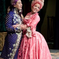 Utah Opera's The Abduction from the Seraglio