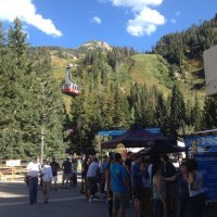 Biking & Brats at Snowbird's Oktoberfest