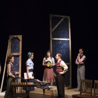 Magnificent ensemble acting cements Plan-B Theatre's The Ice Front as standout production
