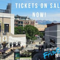 Marking its fifth year, Great Salt Lake Fringe at The Gateway will be a win-win partnership