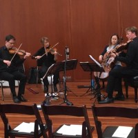 NOVA Chamber Music Series upcoming Contrasts concert to feature Utah composer world premiere; Fry Street Quartet's Gallery Series concert sparkles in Mozart, Britten offerings