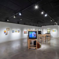 Utah Museum of Contemporary Art expands its public access with stellar set of exhibitions, celebrating Alex Caldiero, hand-crafted art, video installations, new 21st century perspectives