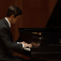 Pianist Cahill Smith's mission to bring Nikolai Medtner's music to new audiences highlights latest NOVA Chamber Music Series' recorded spring concert