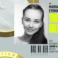 Maria Eydman, 16, from Germany, takes gold medal in Young Artist portion of Bachauer international piano competitions