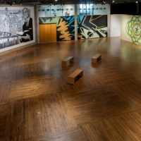 Utah Museum of Contemporary Art continues 90th anniversary celebrations with exhibitions including murals by local street, graffiti artists; Yoriko Mizushiri animation; works inspired by Mormon culinary traditions, pandemic