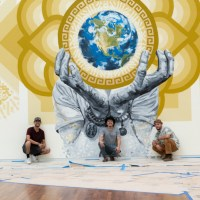 Salt Lake City's golden age of street art in murals acknowledged by Utah Museum of Fine Arts, new downtown complexes, Visit Salt Lake tour opportunity