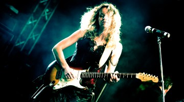 Backstage at Utah Arts Festival 2014: Ana Popovic, Cee Cee James to bring world of blues, rock, roots to opening night performances