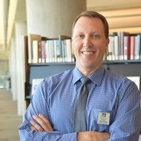 Peter Bromberg is Salt Lake City Public Library's newest steward, ambassador for learning, cultural engagement