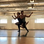 Backstage at The Utah Arts Festival 2017: Emily Adams' Laden premieres as new dance commission in concert featuring Ballet West artists