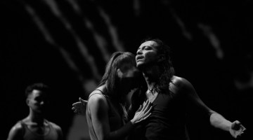 The glorious expressive power of dance: Ririe-Woodbury Dance Company's Parallax, Repertory Dance Theatre's Sanctuary