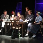 Moral dilemma of collaboration, accommodation ignites upcoming Plan-B Theatre's premiere of Eric Samuelsen's The Ice Front