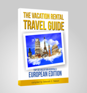 Vacation Rental Travel Guide Book