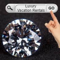 Search for luxury vacation rental homes
