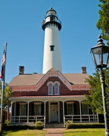 Saint Simons Island, George, awarded The Vacation Rental Travel Guide