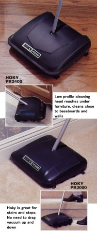 Hoky Carpet Sweeper 3000 | Taraba Home Review