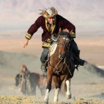Horseman at the World Nomad Games (Shutterstock)