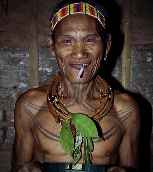 Mentawi Chief (Peter Moore)