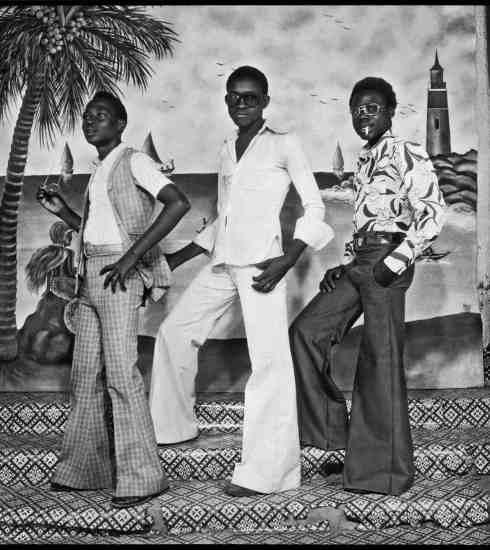 Les Gentlemen de Cocody, 1978 (Sanlé-Sory/David Hill Gallery)